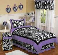Zebra prints and decorative patterns on personal ...