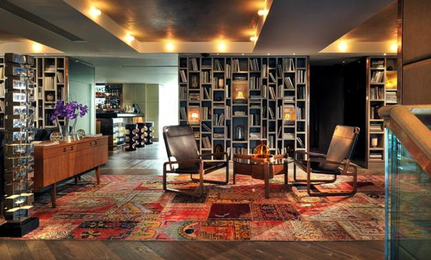Bohemian Chic Interior Decorating Ideas and Room Colors