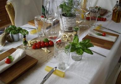 Images About Italian Decorating Party Ideas On