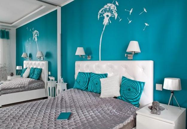 Turquoise on Pinterest  Turquoise Bedrooms Aqua and Nail Holes