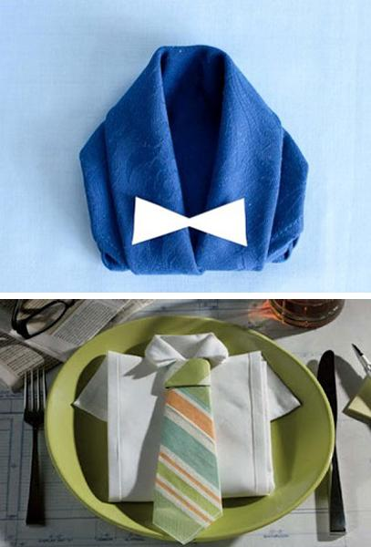 Creative Fathers Day Ideas for Party Table Decoration