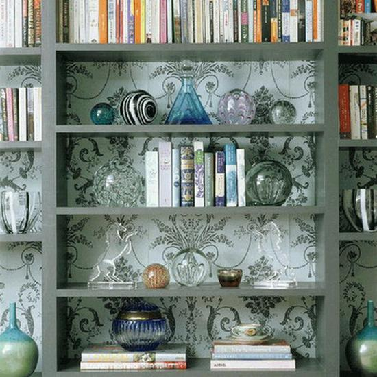 25 Furniture Decoration Ideas Personalizing Shelves and