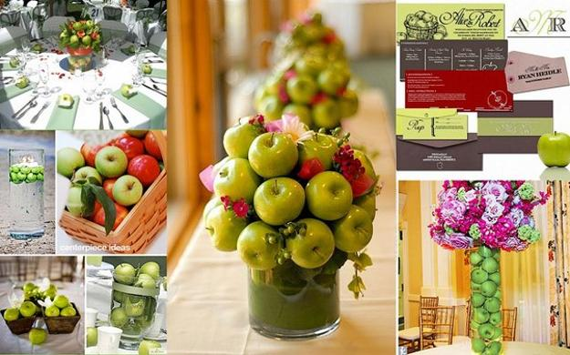 45 Modern Ideas for Eco Friendly Home Decorating with Apples