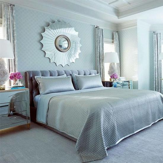 Modern Bedroom Colors for Harmonious Room Decorating