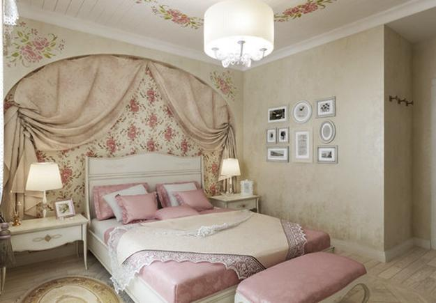 Black And White Wallpaper Bedroom Ideas Modern Bedroom Decorating Ideas In Provencal Style