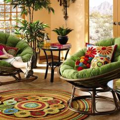 Unusual Chair Beds Swivel Leather 30 Cozy Ideas For Modern Home Decorating With Papasan Chairs