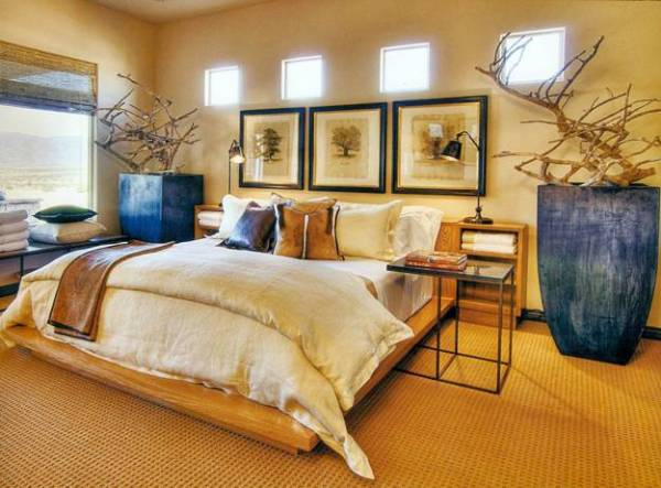african bedroom designs 21 African Decorating Ideas for Modern Homes