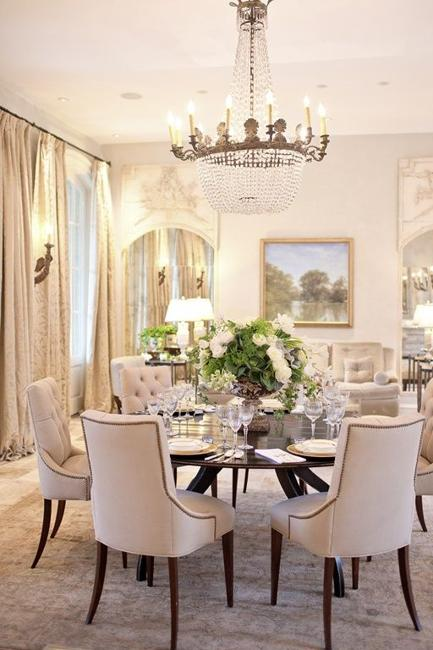 15 Dining Room Decorating Ideas: Best The 15 Best Dining Room Decoration Photos
