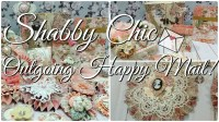 Shabby Chic Craft Ideas and Altered Projects