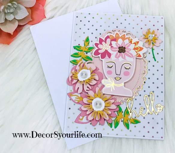 Flower Cards Scrapbooking Card Making