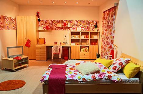Consejos decorativos para un dormitorio juvenil