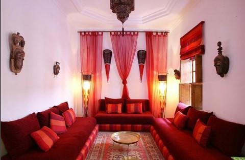 casas de lujoEspectacular casa de lujo en Marruecos