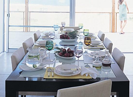 Ideas para poner la mesa