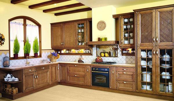 Tendencias en cocinas contemporneas modernas