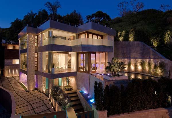 Casa de lujo en Los ngeles a la venta