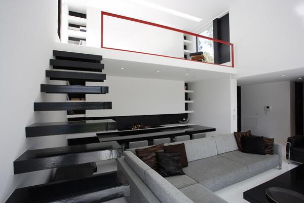 modern white sofa decorating ideas ashley sleepers decorablog - revista de decoración