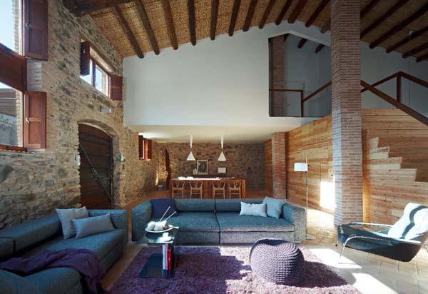 Casa rstica en Catalua