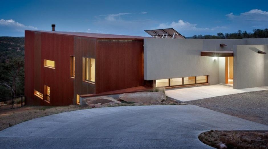 Casa de lujo en Nuevo Mxico