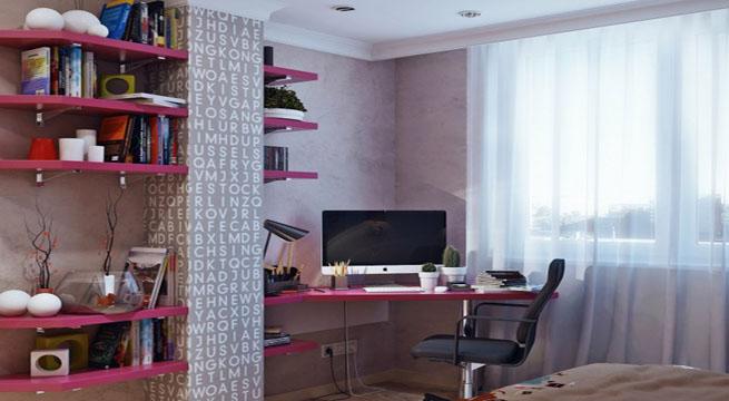 Cmo decorar una habitacin irregular