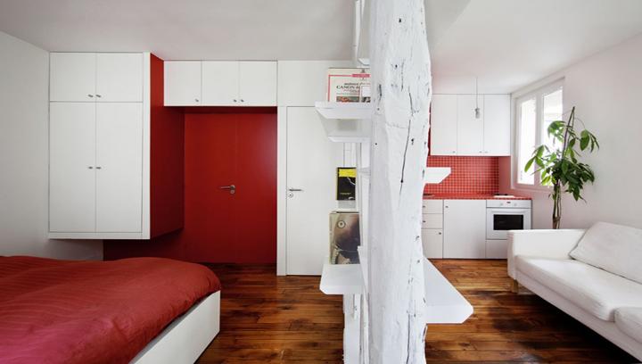 Cmo separar una habitacin en dos sin gastar mucho