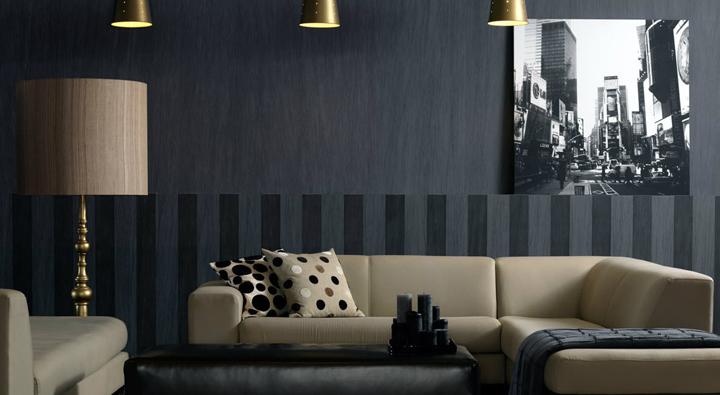 Cmo forrar las paredes con tela