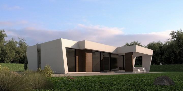 Casas prefabricadas de a cero dossier 2014 - Casas prefabricadas a coruna ...