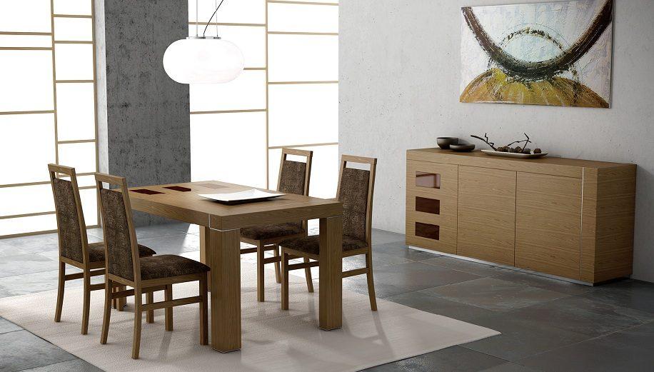 casas cocinas mueble Comedores madera modernos