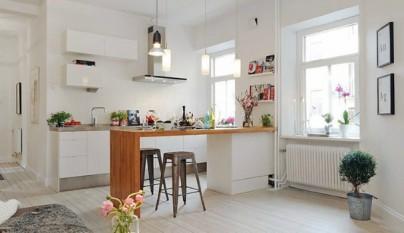 Fotos de cocinas abiertas for Cocinas integradas