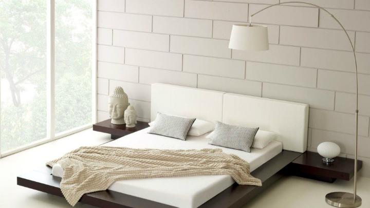 Decoracin de dormitorios con estilo japons