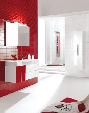 blanco y rojo bano1