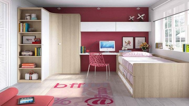 Fotos de habitaciones de chicas adolescentes