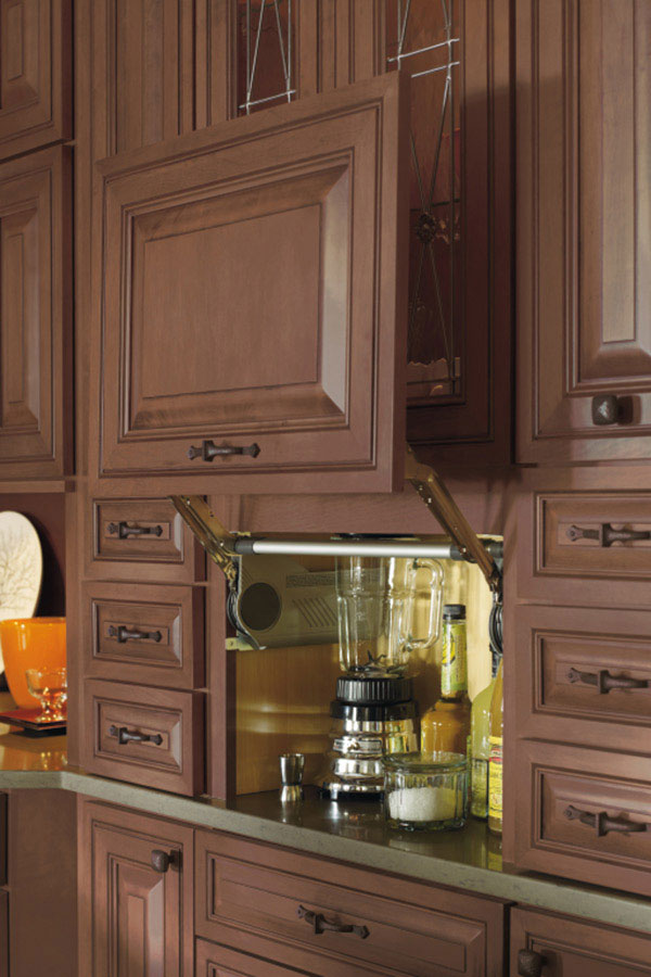 Appliance Garage Cabinet  Decora Cabinetry