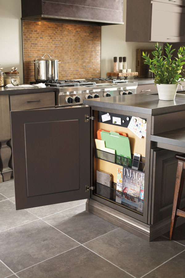 kitchen island base ninja professional system message center cabinet - decora cabinetry