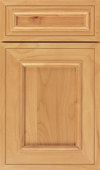 Recessed Panel Kitchen Cabinet Doors  Avie Home