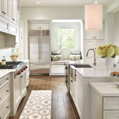 Off White Kitchen Cabinets Ninja Mega System 1500 Review Decora Cabinetry Braydon Manor In Maple Crushed Ice