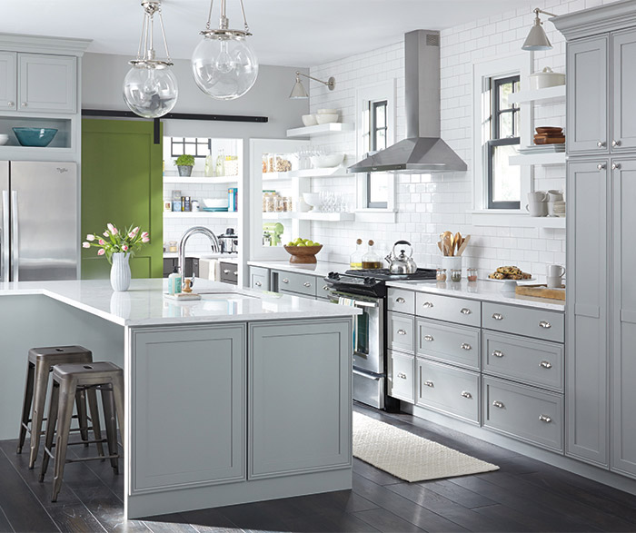 gray kitchen cabinets cherry table light decora cabinetry daladmmdpcustk daladmmdpcustk3 daladmmdpcustk4