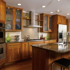 Shaker Kitchen Cabinets Lantern Lights Contemporary Decora By Cabinetry