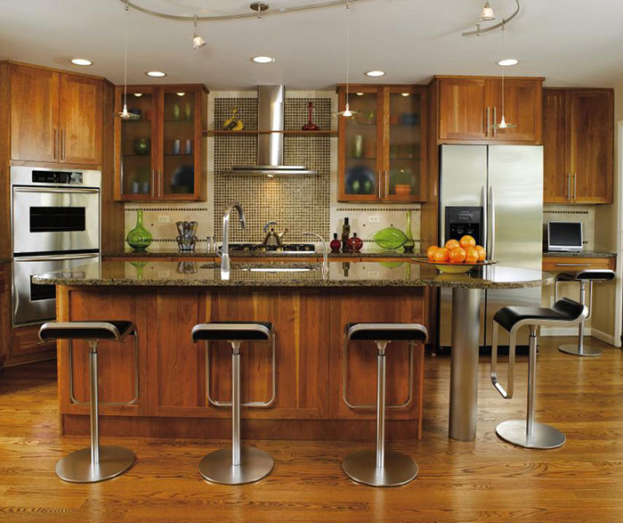 shaker kitchen cabinets paints contemporary decora by cabinetry