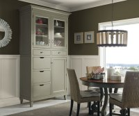 Inset Dining Room Cabinets Decora Cabinetry