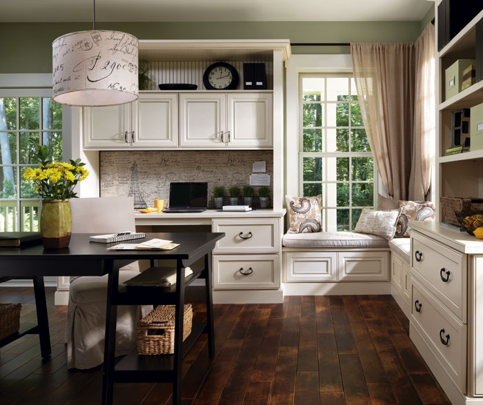 White Inset Kitchen Cabinets  Decora Cabinetry