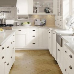 Kitchen Cabinets White Grohe Faucet Hose Inset Decora Cabinetry By