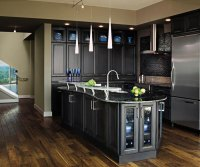 Contemporary Shaker Kitchen Cabinets - Decora