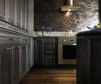 Dark Grey Kitchen Cabinets - Decora Cabinetry