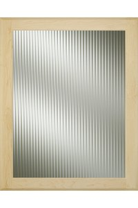 Reeded Cabinet Glass - Decora Cabinetry