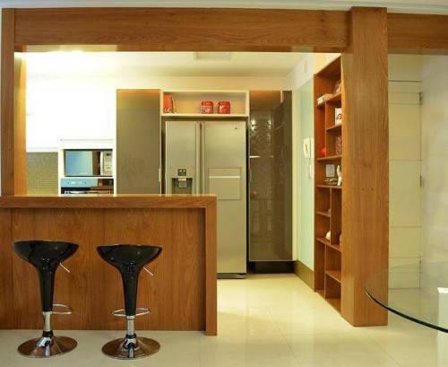 Cozinha Americana Pequena 58 Modelos Acessveis