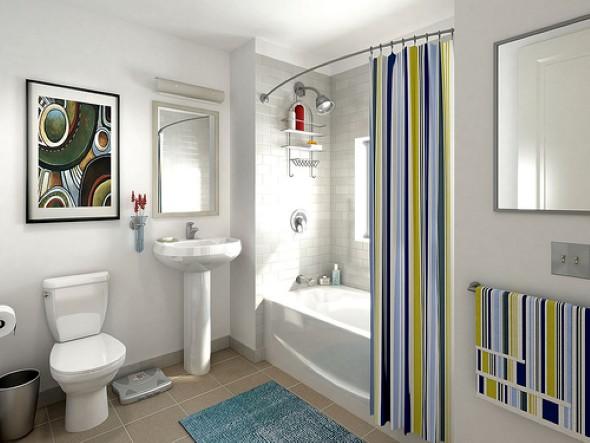 Quadros para decorar banheiro 13 modelos e idias dos melhores quadros