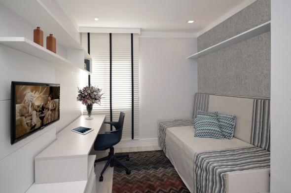 28 ideias para decorar o quarto de hspedes