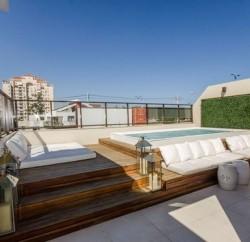 Decorao e Projetos  Fachadas de prdios de 3 andares