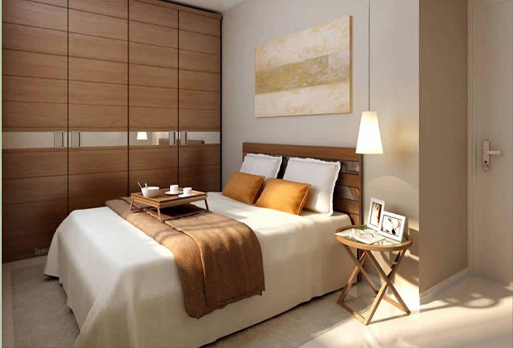 Decorao de quartos simples e baratos