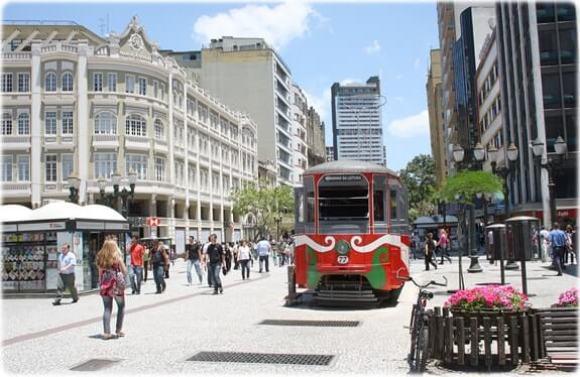 Bairro Centro de Curitiba